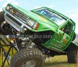 Green Slinky photo