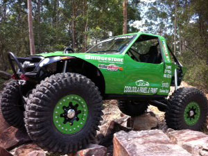 Bridgestone Offroad vehicle photo