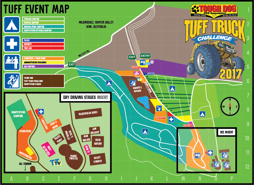 Tuff Truck Camping Map - click to enlarge