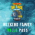Weekend Family Value Pass