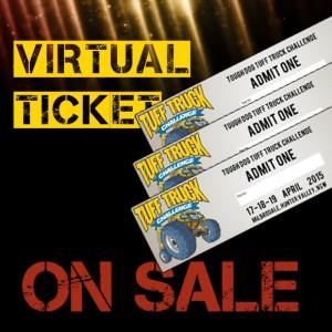 Virtual Ticket - ON SALE