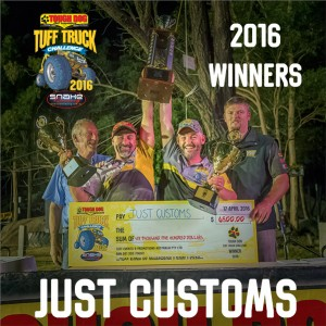 2016 Winners - JUST CUSTOMS